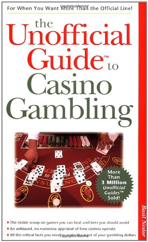 9780028629179: Unofficial Guide to Casino Gambling