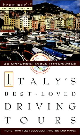 9780028629360: Frommer's Italy's Best Driving Tours, 4th Edition (Frommer's Best-Loved Driving Tours. Italy, 4th ed)