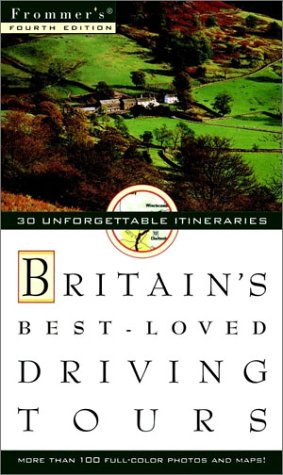 9780028629384: Frommer's Britain's Best-Loved Driving Tours