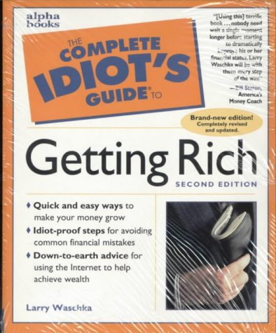 9780028629520: The Complete Idiot's Guide to Getting Rich