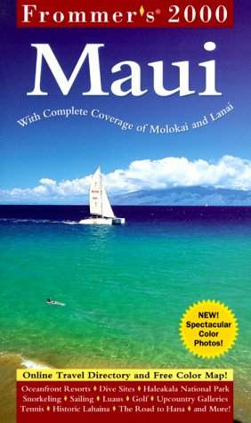 9780028629865: Frommer's 2000 Maui With Molokai and Lanai (Frommer's Maui, 2000)