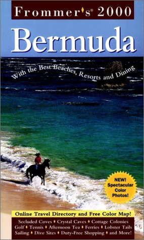 9780028629926: Frommer's? 2000 Bermuda (Frommer's Complete Guides)