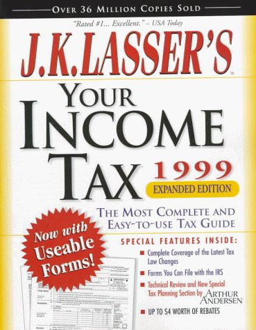 9780028630069: J.K. Lasser's Your Income Tax 1999 (Enhanced Edition)