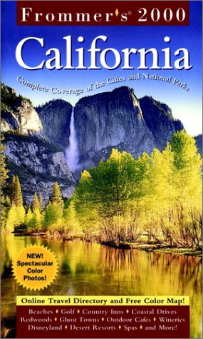9780028630281: Frommer's California 2000 (Frommer's Complete Guides)