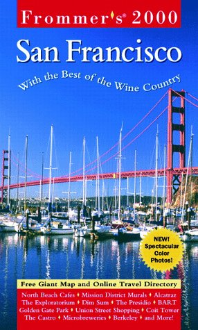 9780028630298: Frommer's 2000 from San Francisco (Frommer's San Francisco 2000)
