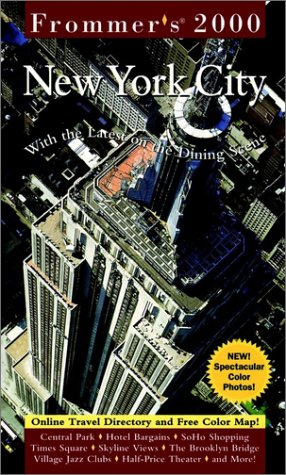 9780028630359: New York City 2000 (Frommer's Complete City Guides)