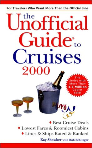 9780028630441: Unofficial Guide to Cruises 2000