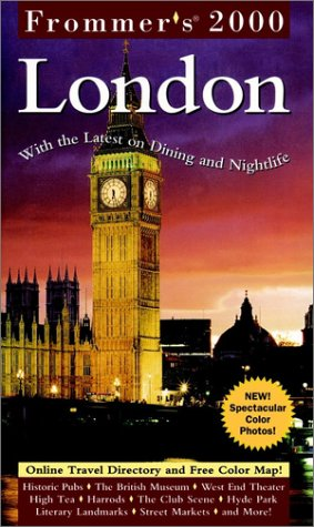 9780028630649: Frommer's London 2000