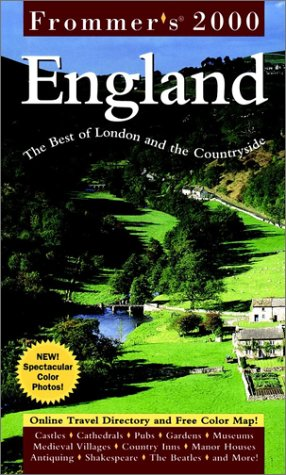 9780028630670: Frommer's England 2000 (Frommer's Complete Guides)