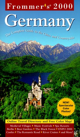 9780028630687: Germany 2000 (Frommer's Complete Guides)