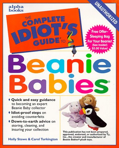 9780028630779: The Complete Idiot's Guide to Beanie Babies