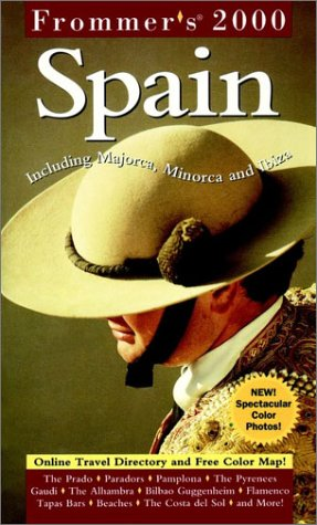 9780028630885: Frommer's Spain 2000 (Country Annual)