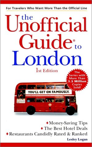 9780028630960: The Unofficial Guide to London (Unofficial Guides)