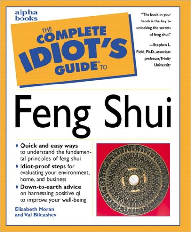 9780028631059: The Complete Idiot's Guide to Feng Shui