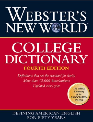 9780028631189: Webster's New World College Dictionary