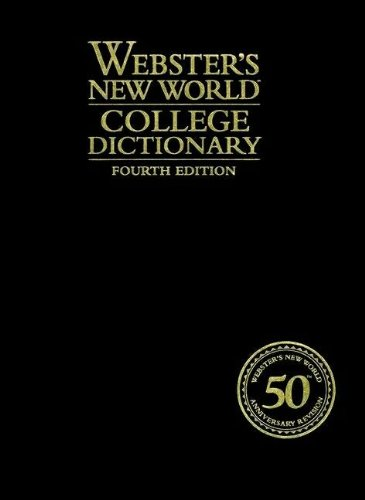 9780028631202: Webster's New World College Dictionary Leather, Thumb Indexed