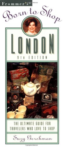 9780028631431: Frommer's Born to Shop London: The Ultimate Guide for Travelers Who Love To Shop
