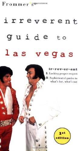 9780028631530: Frommer's Irreverent Guide to Las Vegas (Irreverent Guides)