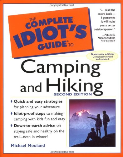 9780028631868: The Complete Idiot's Guide to Camping and Hiking