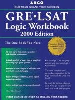 9780028632483: Arco GRE/LSAT Logic Workbook, 2000 Edition