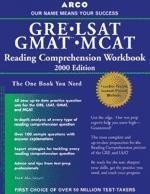 9780028632490: Gre Gmat Lsat Mcat Reading Comprehension Workbook (Arco GRE GMAT LSAT MCAT Reading Comprehension Workbook)
