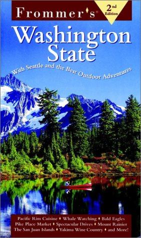 9780028632568: Frommer's Washington State (Frommer's Complete Guides)