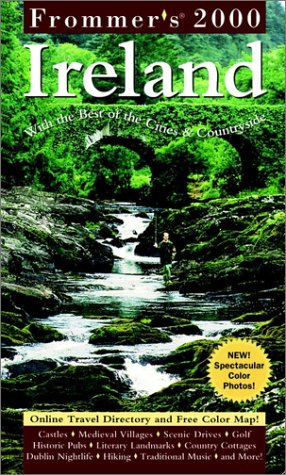9780028632766: Frommer's Ireland 2000: With the Best of the Cities and the Countryside
