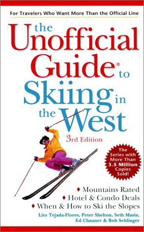 9780028632780: The Unofficial Guide to Skiing in the West (Unofficial Guides)