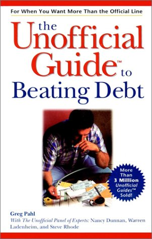 9780028633374: The Unofficial Guide to Beating Debt (Unofficial Guides)