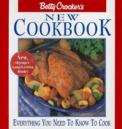 9780028634005: Betty Crocker's New Cookbook, Gift Edition Book