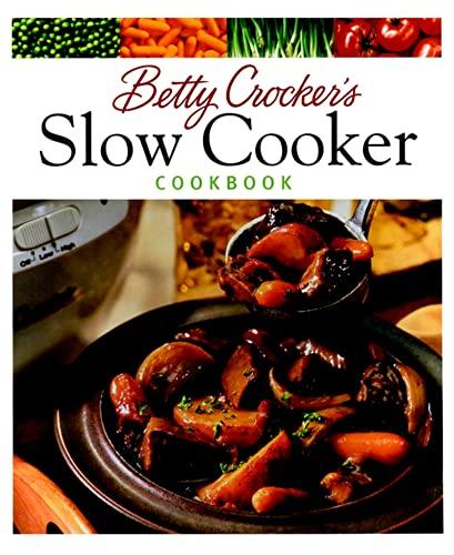 9780028634692: Betty Crocker's Slow Cooker Cookbook (Lifestyles General)