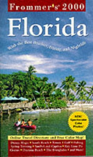 9780028634708: Frommer's Florida 2000