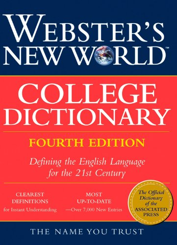 9780028634746: Webster's New World College Dictionary