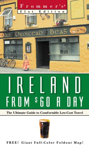 9780028635057: Ireland from 60 Dollars a Day (Frommer's $ A Day)