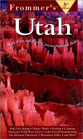 9780028635125: Frommer's Utah (Frommer's Complete Guides)
