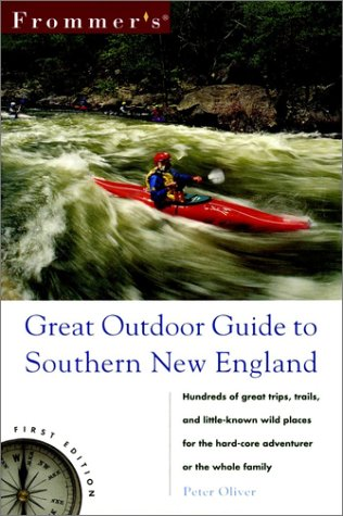 9780028635187: Frommer's Great Outdoor Guide To Southern New England