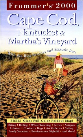 9780028635194: Cape Cod, Nantucket and Martha's Vineyard 2000 (Frommer's Complete Guides)