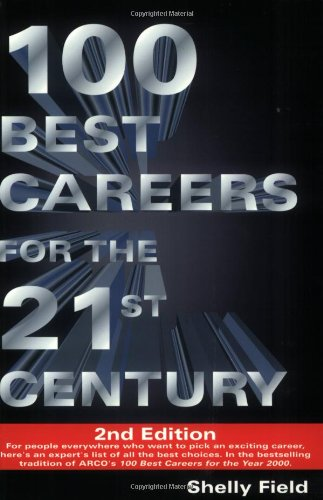 9780028635392: 100 Best Careers  21st Century, 2/e (100 Best Careers for the 21st Century)