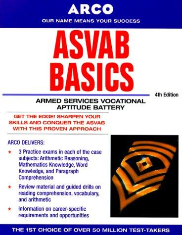 9780028635408: Arco ASVAB Basics (4th edition)