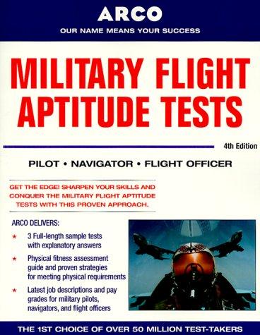 9780028635446: Military Flight Aptitude Tests, 4/e