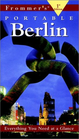 9780028635521: Frommer's? Portable Berlin