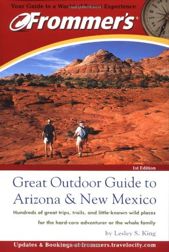9780028635910: Frommer's Great Outdoor Guide to Arizona & New Mexico