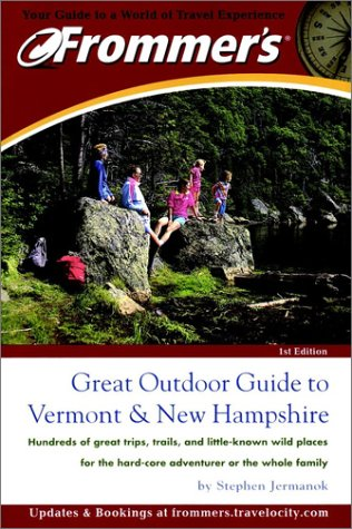 9780028635934: Frommer's Great Outdoor Guide to Vermont & New Hampshire