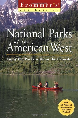 9780028636207: Frommer's National Parks of the American West (Park Guides)