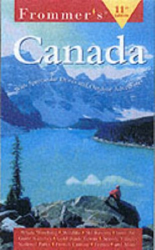 9780028636276: Frommer's Canada