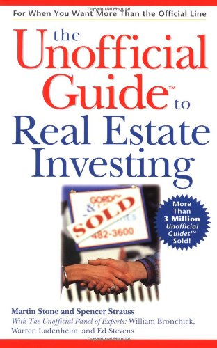9780028636658: The Unofficial Guide to Real Estate Investing