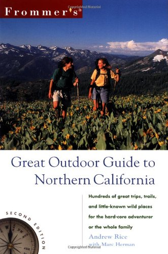 9780028636931: Northern California (Frommer's Great Outdoors)