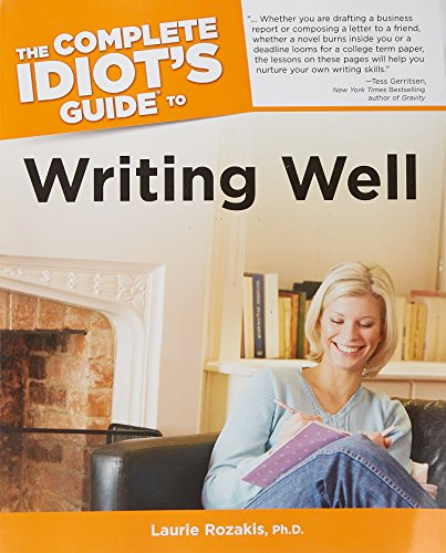 9780028636948: The Complete Idiot's Guide to Writing Well