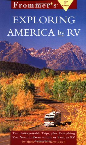 9780028636962: Frommers Exploring America by RV, 1st Edition