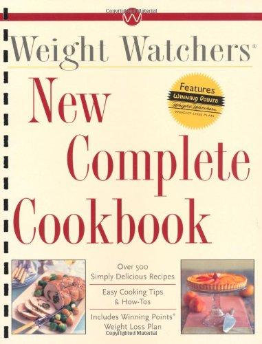 9780028637167: Weight Watchers New Complete Cookbook